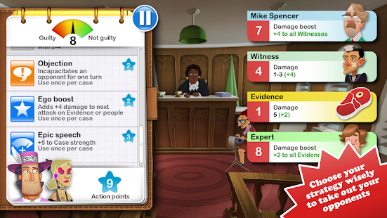 Devil's Attorney Screenshot 4