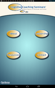 Cognitive Coaching- screenshot thumbnail