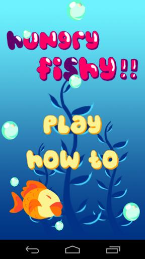 Hungry Fishy