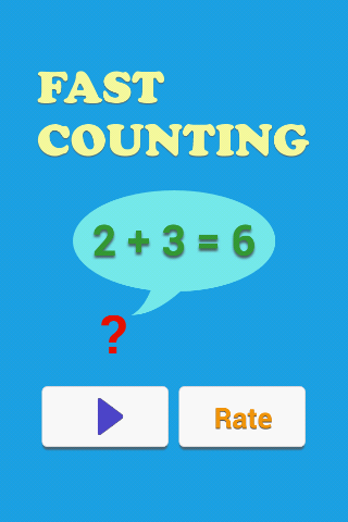 Fast Counting