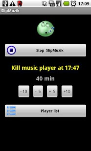Music players killer - screenshot thumbnail