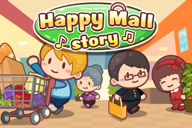 Happy Mall Story: Sim Game v1.6.5B (Mod)
