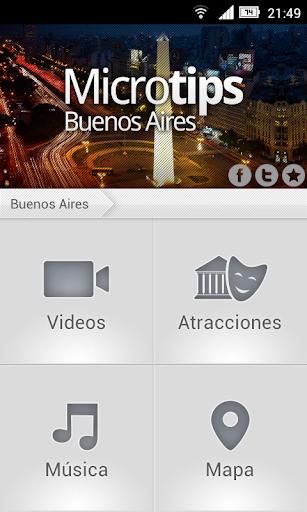 MicroTips Buenos Aires Español