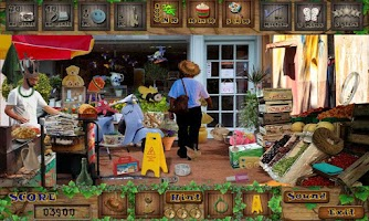 Screenshot of Small City Find Hidden Objects