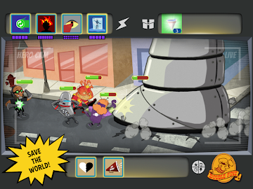 Middle Manager of Justice Screenshot 10