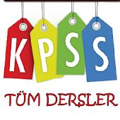 Tüm Dersler Kpss©