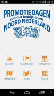 Promotiedagen 2012 - screenshot thumbnail