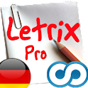 Letrix Pro Deutsch logo