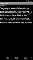 Screenshot of Witze - iROFL