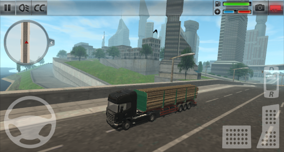 Truck Simulator : City- screenshot thumbnail