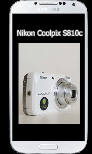 Coolpic S810c Tutorial