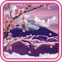 Sakura Nature Live Wallpaper logo