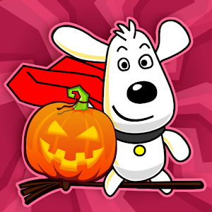 Flappy Dog Halloween by Bacciz for Android