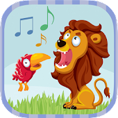 Real Animal Sounds Kids Game