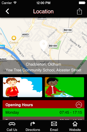 【免費教育App】Yew Tree Primary School Oldham-APP點子