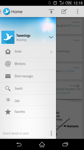 Tweetings for Twitter 6.4.4 APK