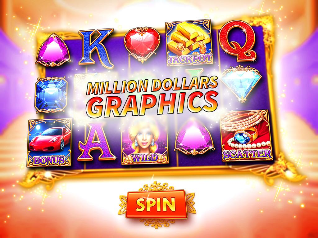 Slots - Diamonds Casino FREE: captura de pantalla