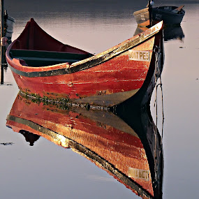 by Naty Franco - Transportation Boats