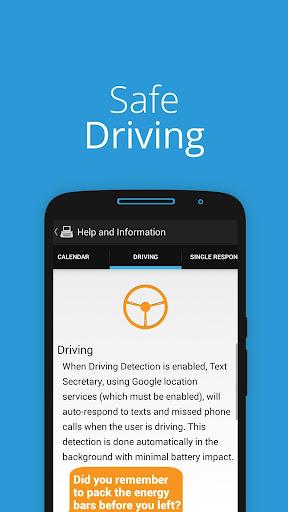 【免費通訊App】Text Secretary - Auto SMS-APP點子