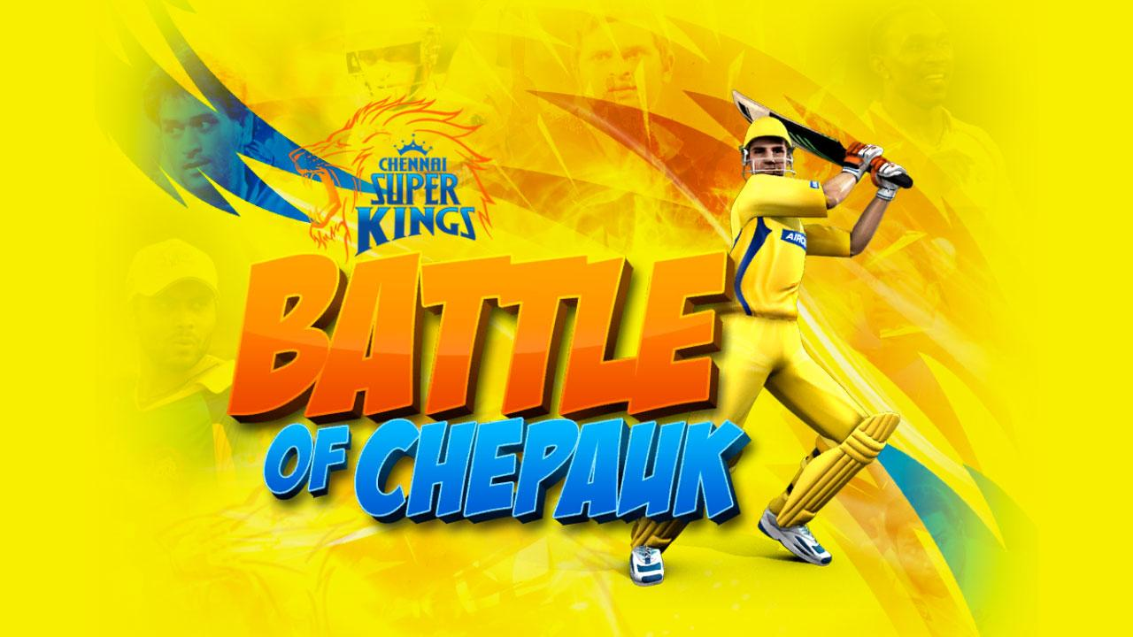 Battle Of Chepauk - screenshot