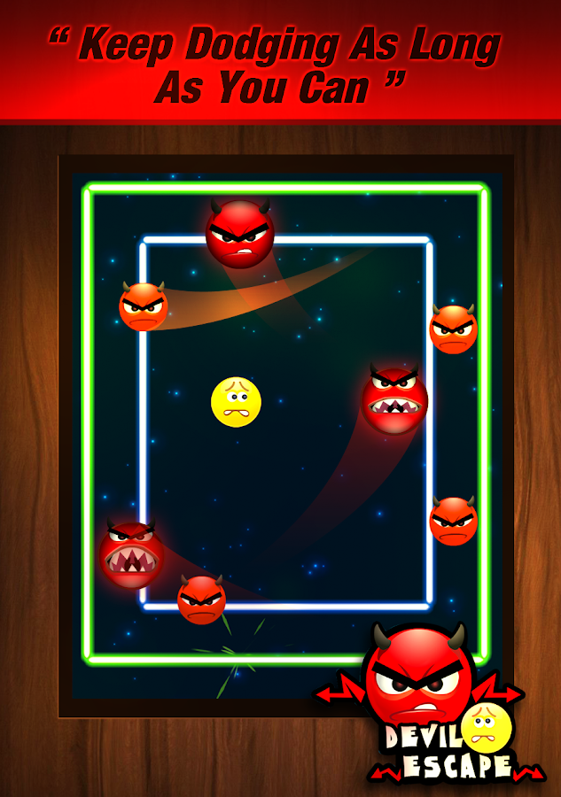 Angry Devil Escape - Fun Game- screenshot