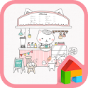 Welcome babi(cafe)Dodol Theme icon