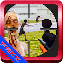 Sniper matar zombies Shooter 3