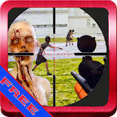 Sniper Kill Zombies 3D Shooter