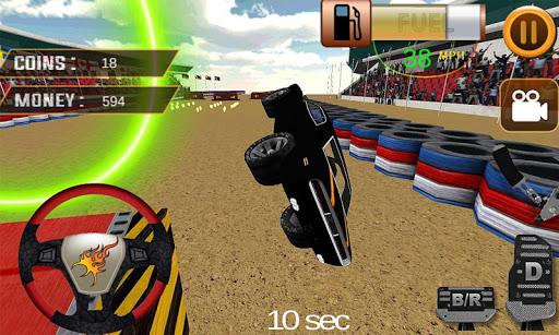 特技車模擬器3D