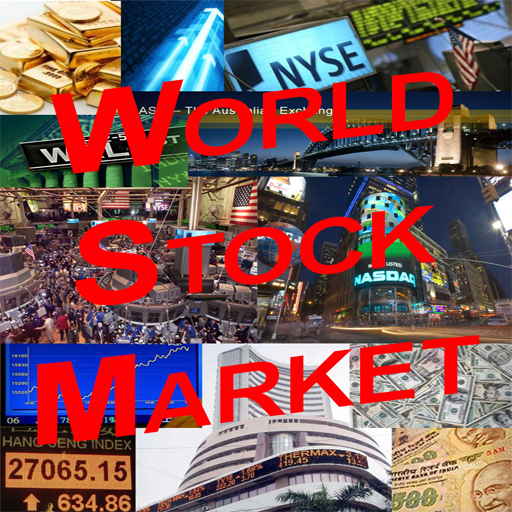 World Stock Market LOGO-APP點子