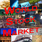 World Stock Market icon