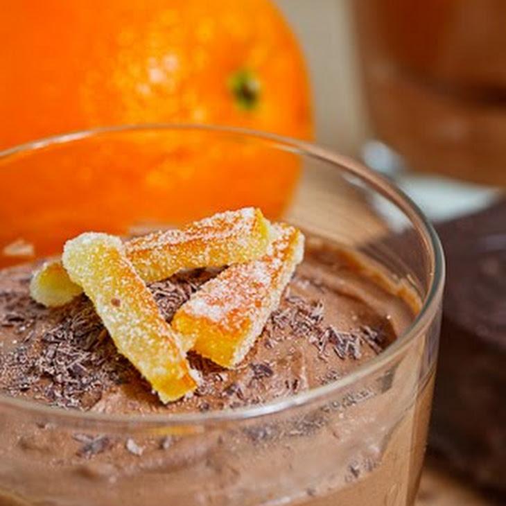 Orange Chocolate Mousse Recipe