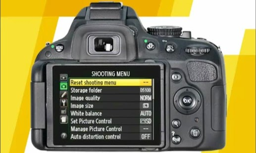 Guide to Nikon D5100 - screenshot thumbnail