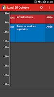 Screenshot of TSEssential - Agenda TSE