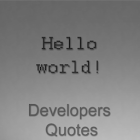 Developers Quotes icon