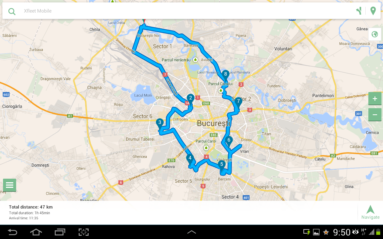 routes map multiple locations and get there on time optimize routes yaLMQw2a
