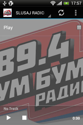 Bum Bum Radio- screenshot