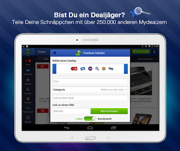 mydealz Schnäppchen&Gutscheine - screenshot thumbnail