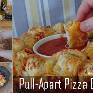 Pull-Apart Pizza Bread Recipe (Including Healthier and Gluten-Free Variations)