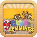 Rescue Lemmings logo