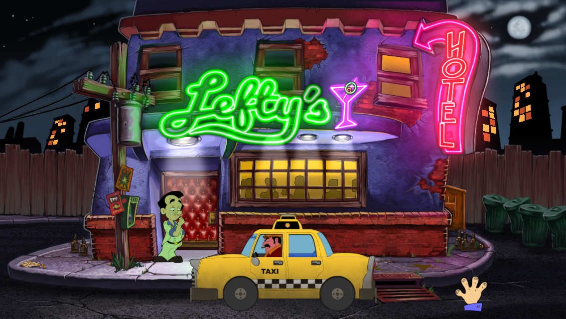 Leisure Suit Larry Free Download PC Games