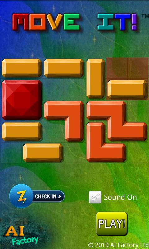 Move it! Free - Block puzzle - screenshot