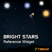Bright Stars Widget