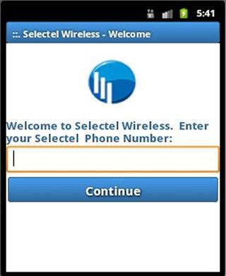Selectel Wireless Plan Renewal
