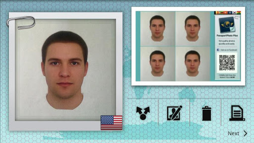 Passport Photo screenshot