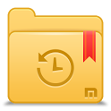 Maxthon Add-on:Bookmark Backup icon