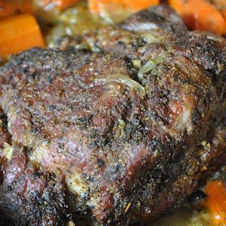 Cuban Adobo Pork Shoulder.
