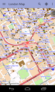 London Offline City Map Lite- screenshot thumbnail