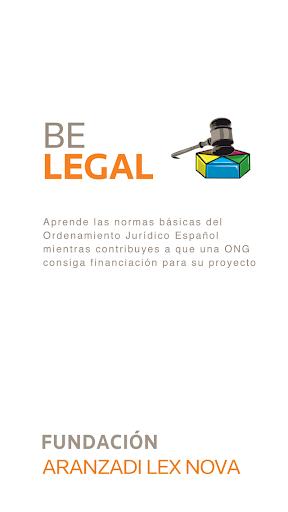 【免費解謎App】Be Legal-APP點子