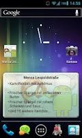 Screenshot of Mensa München